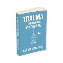 Trauma: 8 Strategii de vindecare - Babette Rothschild, editura Herald