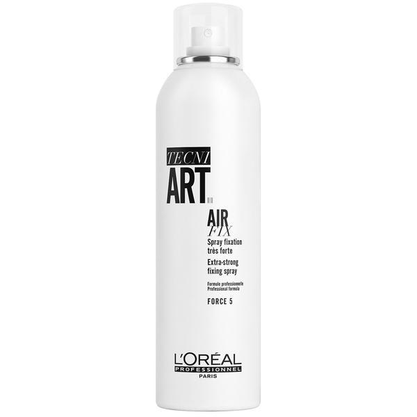 Fixativ Antistatic cu Fixare Extra - L'Oreal Professionnel Tecni Art Airfix Antistatic Hairspray 250 ml imagine produs