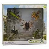 Set 5 figurine Insecte - Collecta