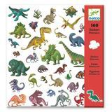 Abtibilduri dinozauri - Set creativitate si indemanare