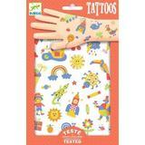 Tatuaje pentru copii, Cute