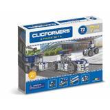 Set de construit Clicformers-Polisie, 72 piese