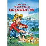Aventurile lui Huckleberry Finn - Mark Twain, editura Flamingo