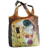 Sacosa textil Klimt The kiss