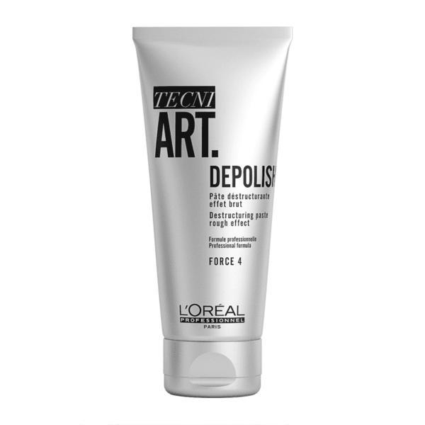 Crema Modelatoare - L'Oreal Professionnel Tecni Art Depolish Destructuring Paste 100 ml imagine produs