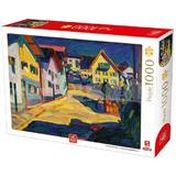 Puzzle 1000 Wassily Kandinsky: Murnau