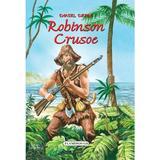Robinson Crusoe - Daniel Defoe, editura Flamingo