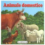 Animale domestice - Pliant, editura Flamingo
