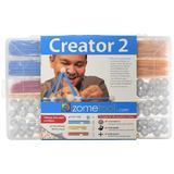 Set stiintific de constructie Zometool - Creator 2