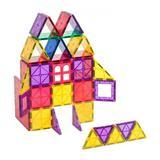 Set Playmags - 60 piese magnetice de constructie