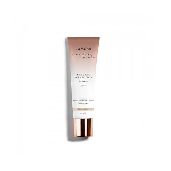 Fond de Ten Lumene Nordic Nude Natural Perfection Cc Cream Fair/medium Spf25 30ml