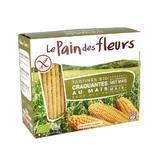 Le Pain Des Fleurs Turte Crocante Din Porumb Si Orez - Fara Gluten 150g