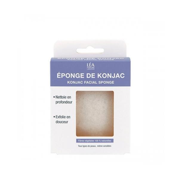 Burete Konjac Universal 100% Natural Jonzac Rehydrate imagine produs