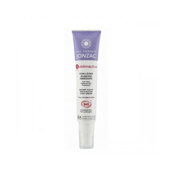 Crema Antirid Bio pentru Ten Normal-mixtjonzac Sublimactive 40ml