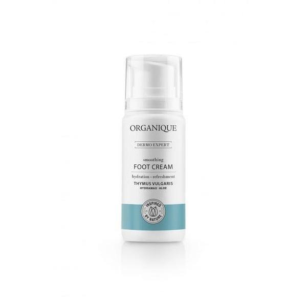 Crema hidratanta pentru picioare cu cimbru si aloe Organique 100 ml imagine produs