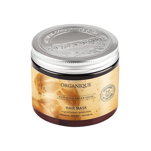 Masca hranitoare par uscat Naturals Argan Shine Organique 200 ml