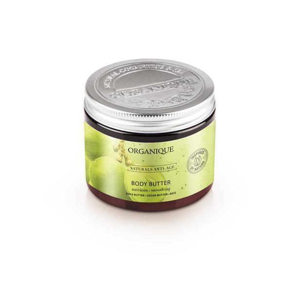 Unt de corp piele matura si uscata Naturals Anti Age Organique 200 ml