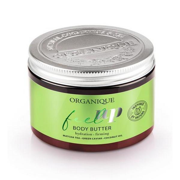 Unt corp cu ceai matcha si ceai verde, Feel Up, Organique, 200 ml
