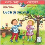 Luca si suzeta - Sabine Choinski, Gabriela Krummel, Miriam Cordes, editura Casa