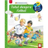 Totul despre fotbal - Peter Nielander, editura Casa
