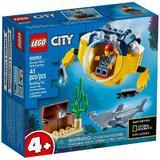 LEGO City - Minisubmarin oceanic