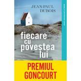 Fiecare cu povestea lui - Jean-Paul Dubois, editura Litera