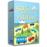 50 de jocuri de jucat in calatorii. 50 de jetoane, editura Didactica Publishing House