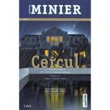 Cercul - Bernard Minier, editura Trei