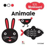 Bebe montessori. Animale, editura Litera