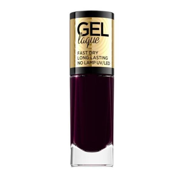 Lac de unghii, Eveline Cosmetics, Gel Laque, 8 ml, nuanta 56 esteto.ro