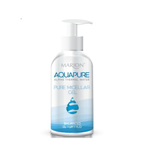 Gel micelar, Marion Aquapure Pure Micellar Gel, 200 ml imagine produs