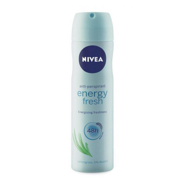 Deodorant, Nivea Energy Fresh, 150 ml poza