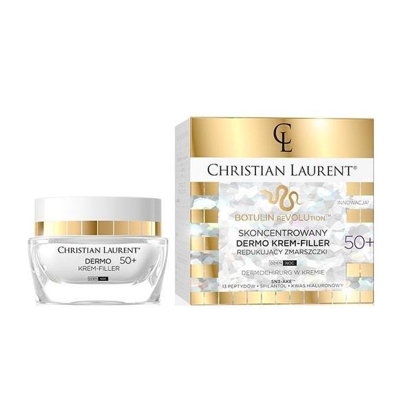 Crema de fata, Christian Laurent, Botulin Revolution,Dermo Cream – Filler, 50+, 50 ml