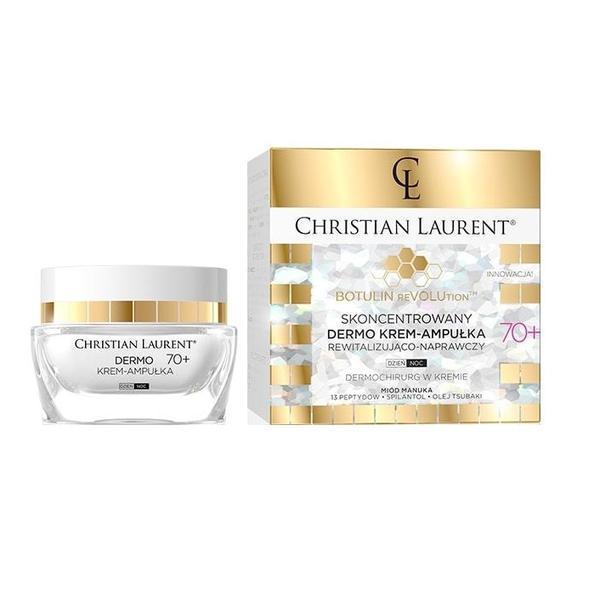 Crema de fata, Christian Laurent, Botulin Revolution, Dermo Cream-Ampulka, 70+, 50 ml imagine produs