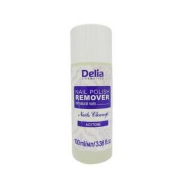 Dizolvant pentru Lac de Unghii cu Acetona Delia Cosmetics imagine produs