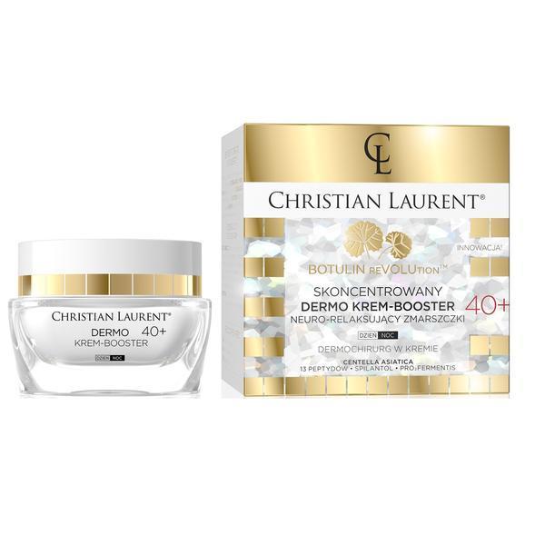 Crema de fata, Christian Laurent, Botulin Revolution, Dermo Cream Booster, 40+, 50ml imagine produs