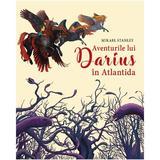 Aventurile lui Darius in Atlantida - Mikael Stanley, editura Smart Publishing