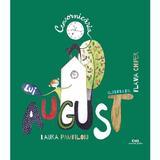 Ceasornicaria lui August - Laura Pamfiloiu, editura Via