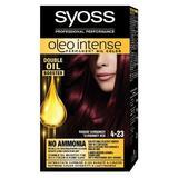 Vopsea de par, Syoss Oleo Intense, 4-23 Roscat Burgundy