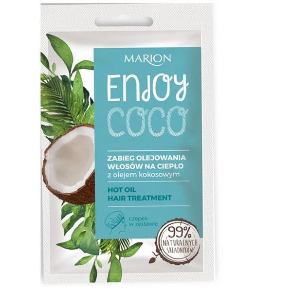 Ulei de par, Marion Enjoy Coco, tratament de par, 20 ml imagine