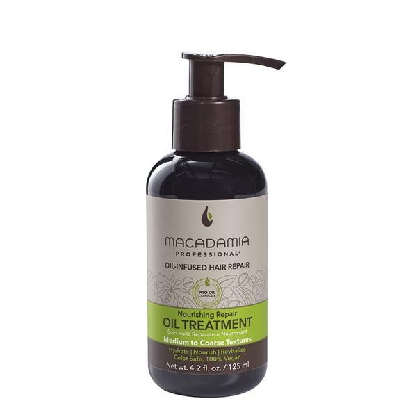 Tratament Nutritiv si Hidratant - Macadamia Professional Nourishing Repair Oil Treatment 125 ml imagine