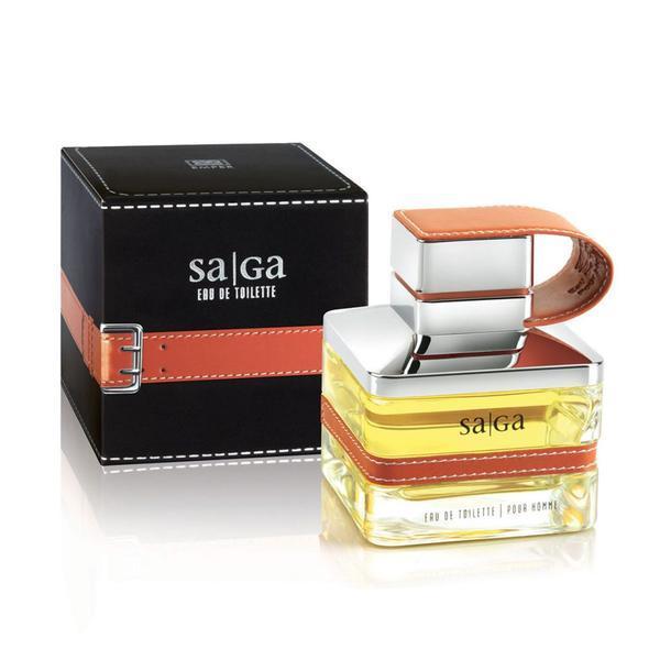 Parfum arabesc Saga, Barbati, 100ml poza