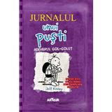 Jurnalul unui pusti Vol.5: Adevarul gol-golut - Jeff Kinney, editura Grupul Editorial Art