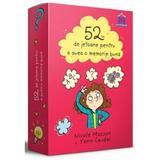 52 de jetoane pentru a avea o memorie buna - Yann Caudal, Nicole Masson, editura Didactica Publishing House