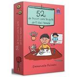 52 de trucuri care te ajuta sa-ti faci temele - Emmanuelle Polimeni, editura Didactica Publishing House