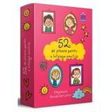 52 de jetoane pentru a intelege emotiile - Stephanie Boudaille-Lorin, editura Didactica Publishing House