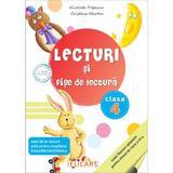 Lecturi si fise de lectura - Clasa 4 - Nicoleta Popescu, Cristina Martin, editura Elicart