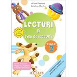 Lecturi si fise de lectura - Clasa 2 - Arina Damian, Cristina Martin, editura Elicart
