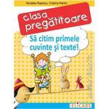 Sa citim primele cuvinte si texte! - Clasa Pregatitoare - Nicoleta Popescu, Cristina Martin, editura Elicart