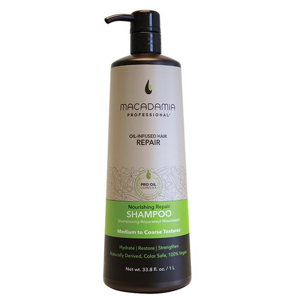 Sampon Nutritiv - Macadamia Professional Nourishing Repair Shampoo 1000 ml imagine